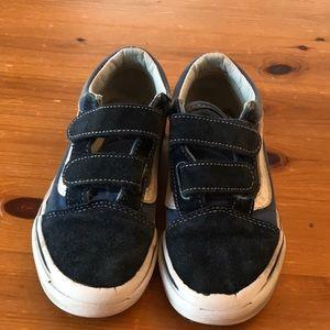 1f3ad3512af060 Vans Shoes - Kids Suede Vans - Size 13